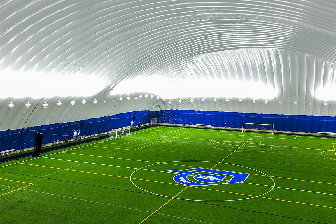 Air Dome Versatility Play More Yeadon Domes